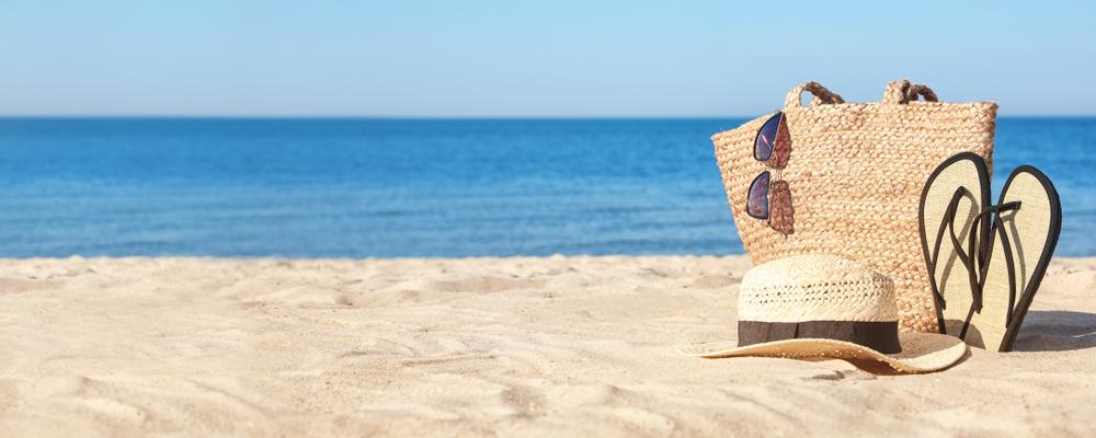 Check-list des choses à prévoir pour une journée à la plage