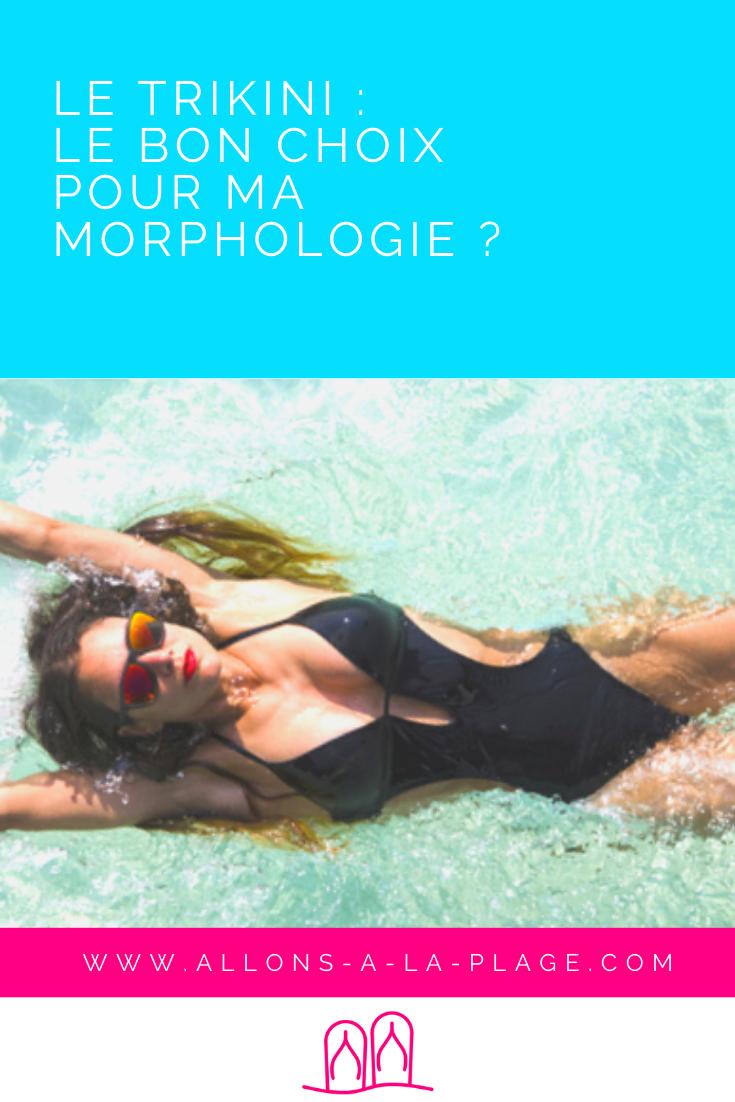 Cette année, tu te laisserais bien tenter par un trikini. Mais comment savoir que ce maillot de bain est fait pour ta morphologie? On t'aide à faire ton choix !