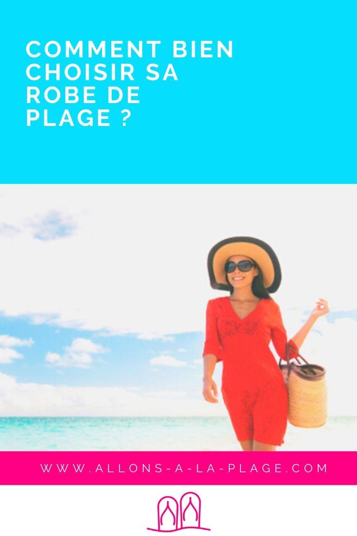 Tu cherches une tenue légère pour la plage qui t'habillera suffisamment pour te promener en bord de mer ? On te dit comment bien choisir sa robe de plage!