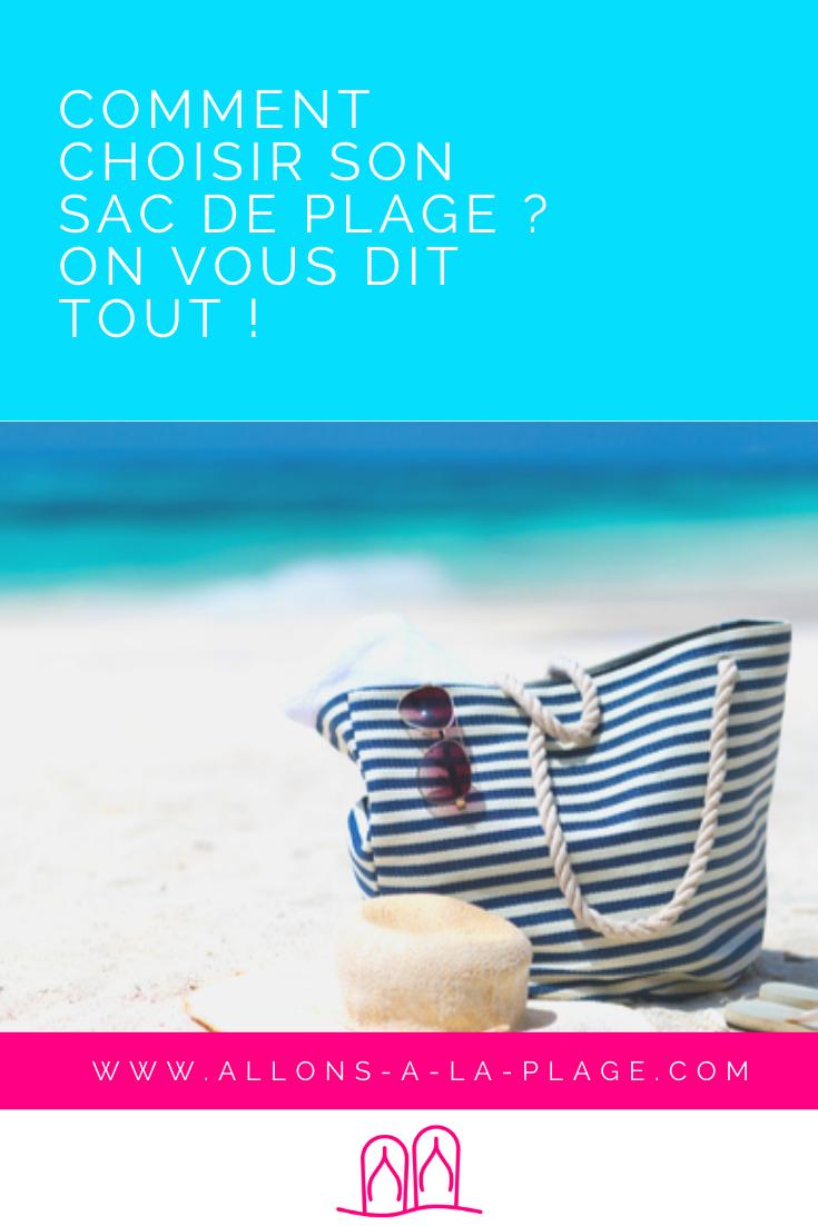Véritable accessoire de mode, il est un incontournable de l'été ! On te dit comment choisir son sac de plage, et surtout, quels critères prendre en compte.