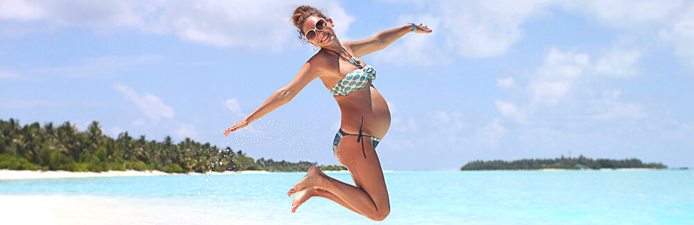 Maillot de bain pour femme enceinte : lequel choisir ?