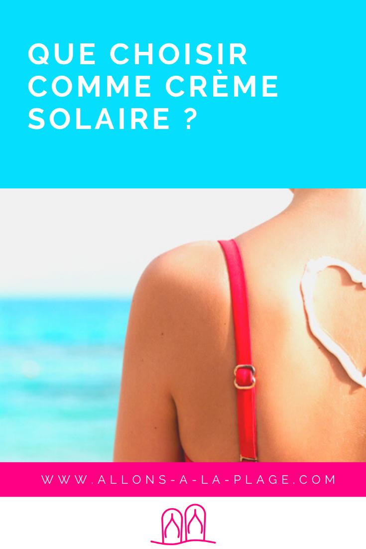 Comment s'y retrouver entre toutes les crèmes solaires disponibles sur le marché ? On te livre tous les conseils pour bien choisir ta crème solaire cet été !