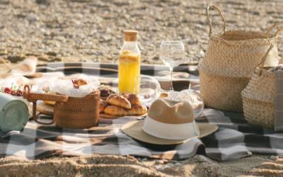 Quels plats pour une journée à la plage ?